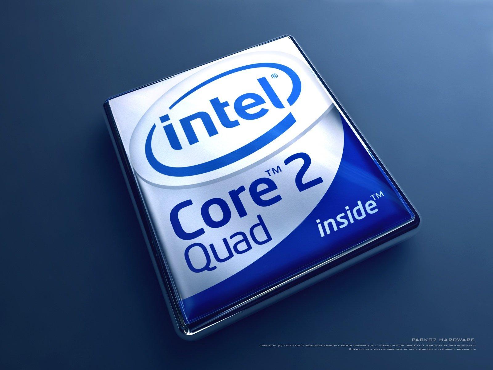 Logo Wallpapers   Download Intel Core 2 Quad Wallpapers Photos 1600x1200