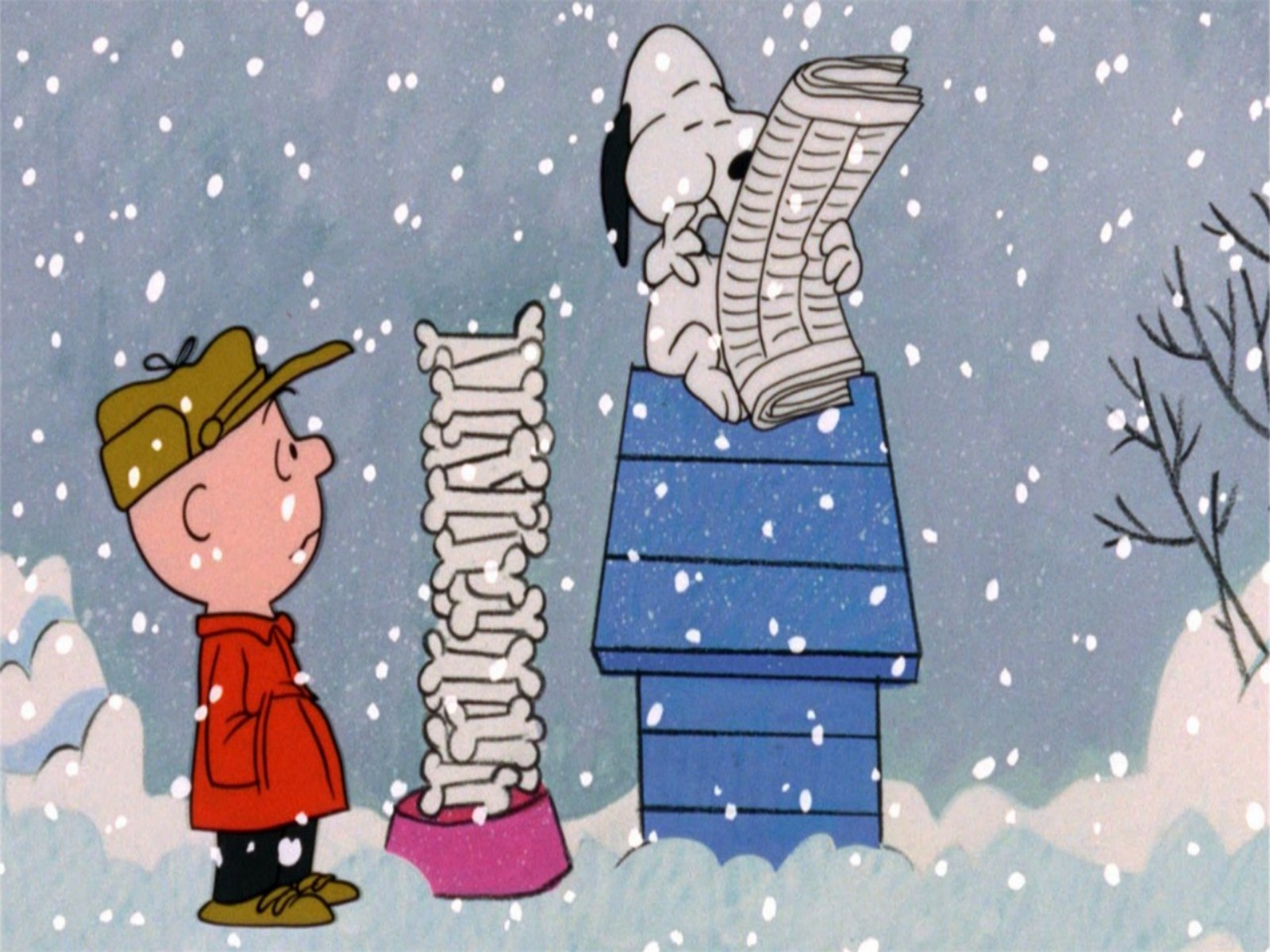 charlie brown christmas screensaver MEMES 1600x1200