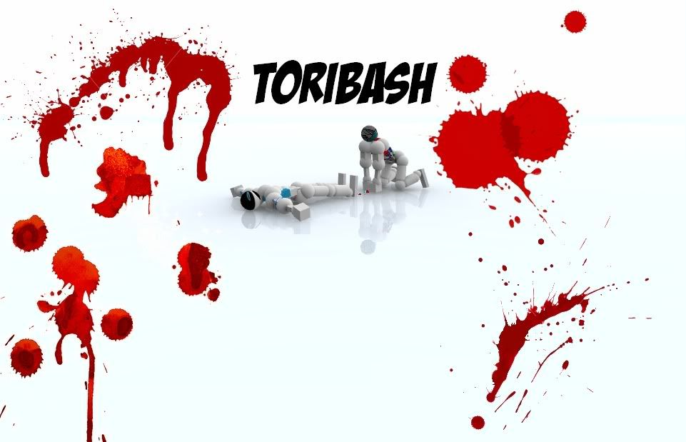 wallpaper made by paint   Toribash Community 961x619