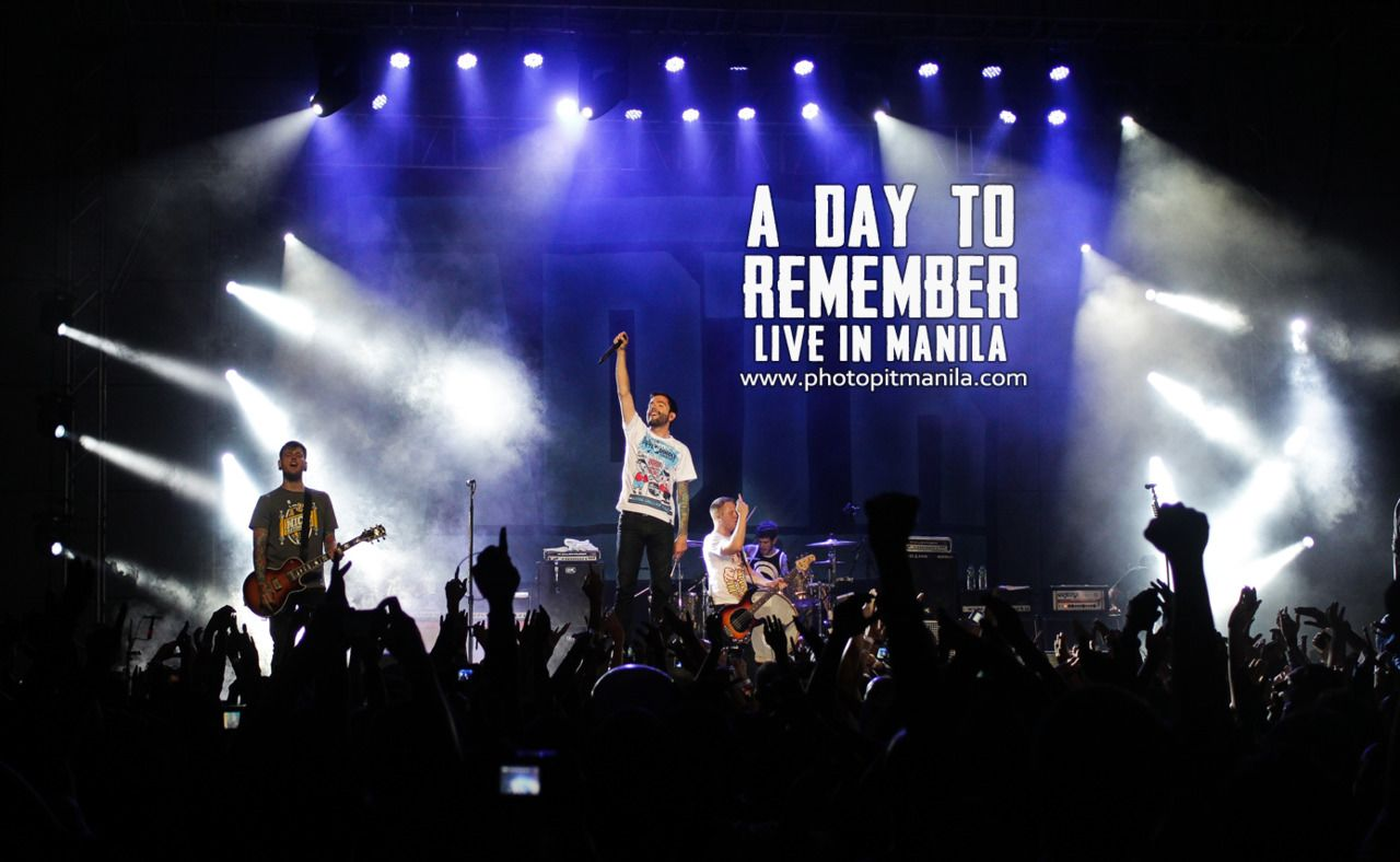 A Day To Remember Wallpaper  A14   Rock Band Wallpapers 1280x788